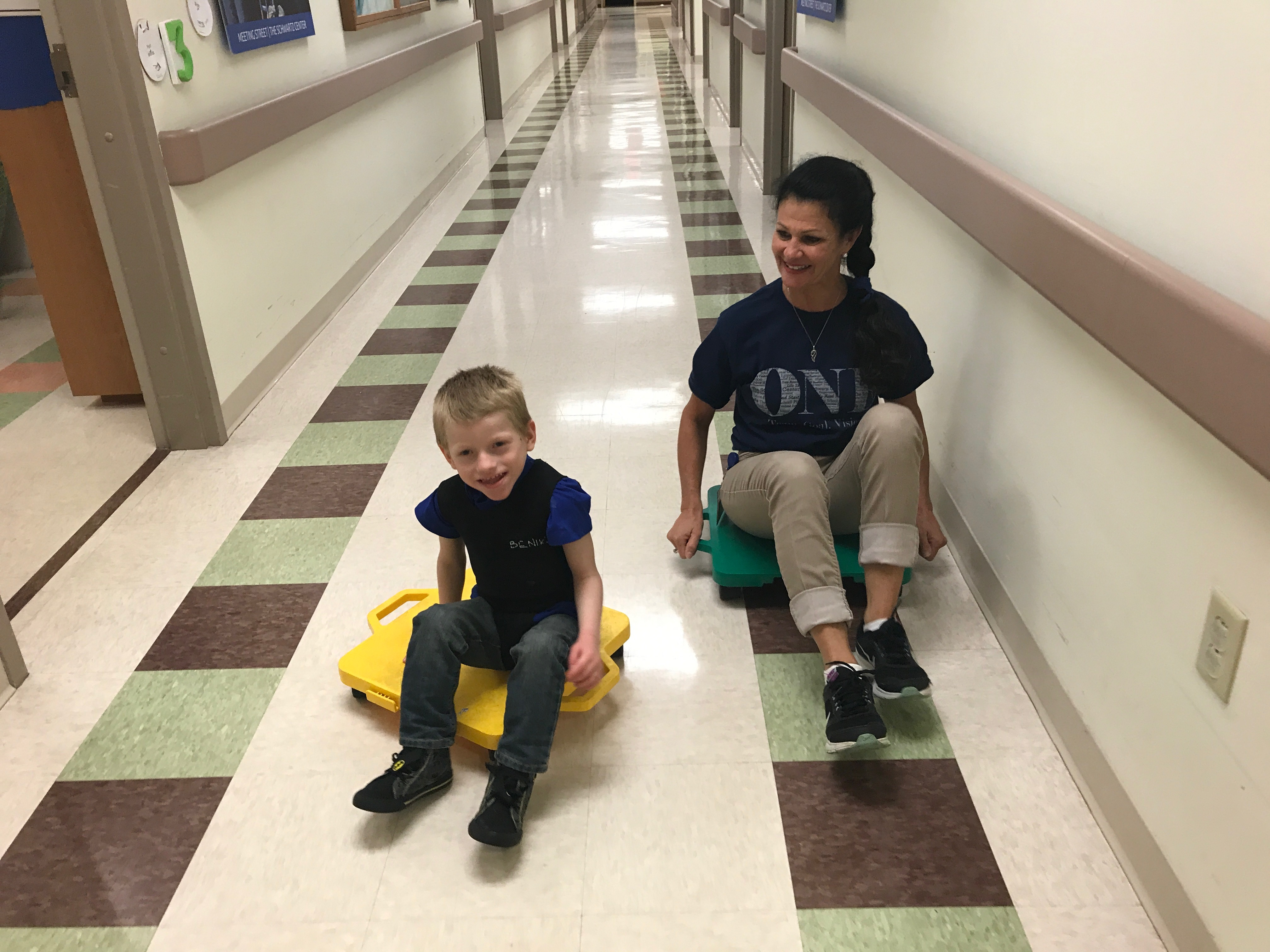 How Children With Disabilities Came To >> The Schwartz School Providing Innovative Year Round Programs For