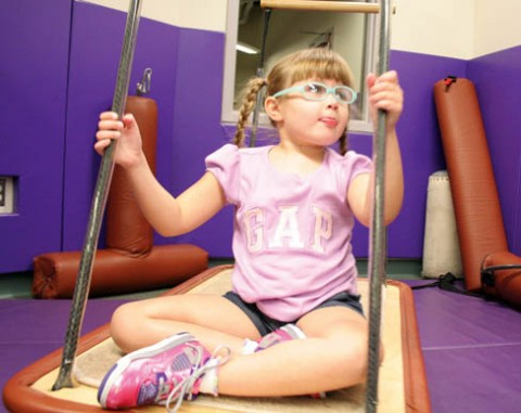 Danica Deneault, 5, is defying the odds